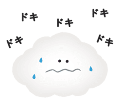 Mr.cloud sticker #739441