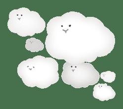 Mr.cloud sticker #739455