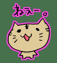 Days passed with Chibi. sticker #740231
