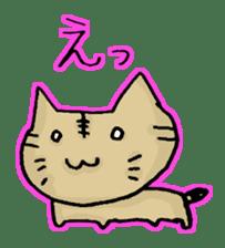 Days passed with Chibi. sticker #740253