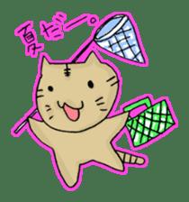 Days passed with Chibi. sticker #740257