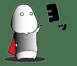 Shimobukure Man sticker #740264
