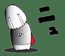 Shimobukure Man sticker #740266