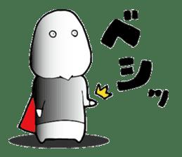 Shimobukure Man sticker #740267