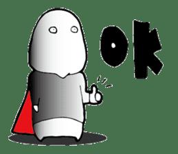 Shimobukure Man sticker #740268