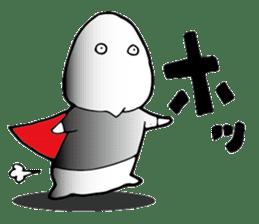 Shimobukure Man sticker #740271