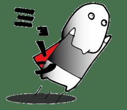 Shimobukure Man sticker #740272