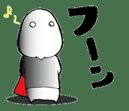 Shimobukure Man sticker #740276
