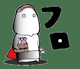 Shimobukure Man sticker #740278