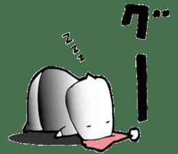 Shimobukure Man sticker #740280