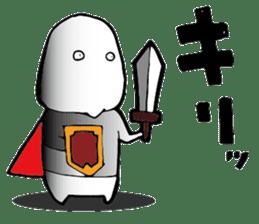 Shimobukure Man sticker #740283