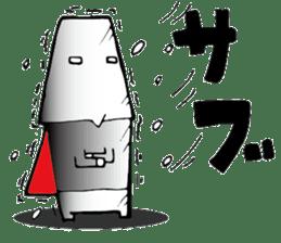 Shimobukure Man sticker #740290