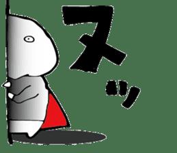 Shimobukure Man sticker #740299