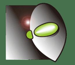 Stray Alien sticker #740897