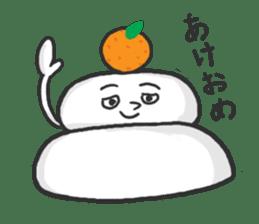 The mochi sticker #741262
