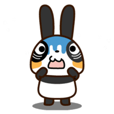 +- RABBPAN sticker #742306