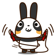 +- RABBPAN sticker #742321