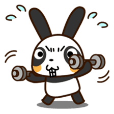 +- RABBPAN sticker #742322