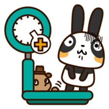 +- RABBPAN sticker #742334