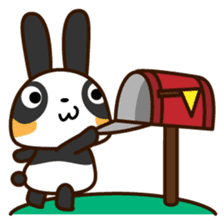 +- RABBPAN sticker #742337