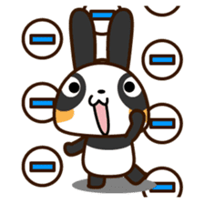 +- RABBPAN sticker #742339