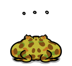 Frogs of the world sticker #748448