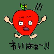 The dialect of Aomori sticker #748592