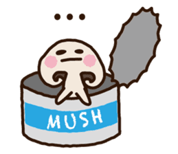 MUSH&PIZZA sticker #749805