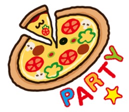MUSH&PIZZA sticker #749807