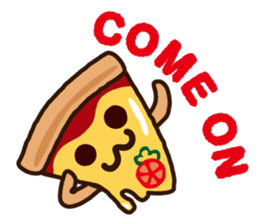 MUSH&PIZZA sticker #749812