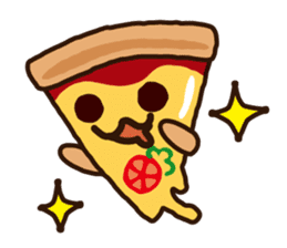 MUSH&PIZZA sticker #749813