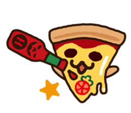MUSH&PIZZA sticker #749818