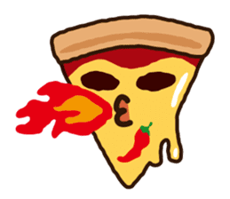 MUSH&PIZZA sticker #749819