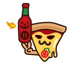 MUSH&PIZZA sticker #749820