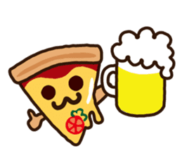 MUSH&PIZZA sticker #749822