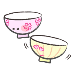 Chawan-kun sticker #749830