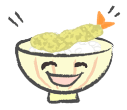 Chawan-kun sticker #749834