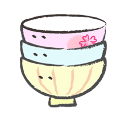 Chawan-kun sticker #749835