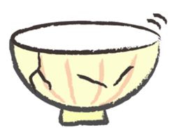 Chawan-kun sticker #749844