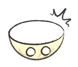 Chawan-kun sticker #749847