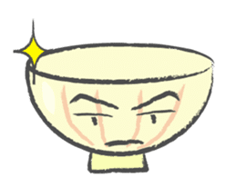 Chawan-kun sticker #749858