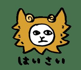 shimaneko sticker sticker #750605
