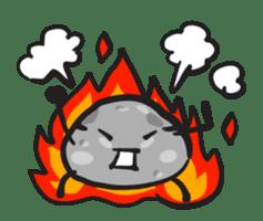 Emo Rocks sticker #750623