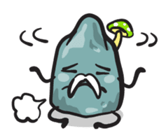 Emo Rocks sticker #750628