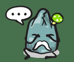 Emo Rocks sticker #750632