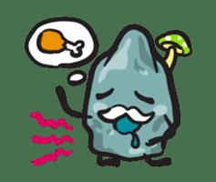 Emo Rocks sticker #750635