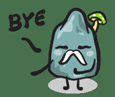 Emo Rocks sticker #750644