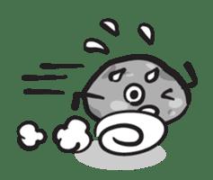 Emo Rocks sticker #750649