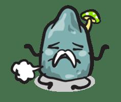 Emo Rocks sticker #750653