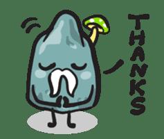 Emo Rocks sticker #750656